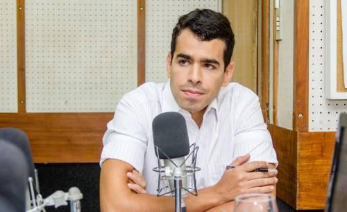 Marcelo Sant'Ana, o jovem presidente do Bahia, foi eleito com apenas 33 anos.