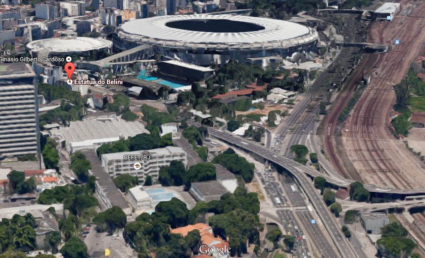 (Imagem: Google Maps)