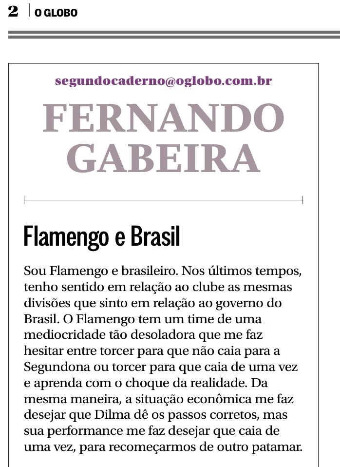 Jornal O Globo - 24/05/15 - Segundo Caderno - Pág. 2
