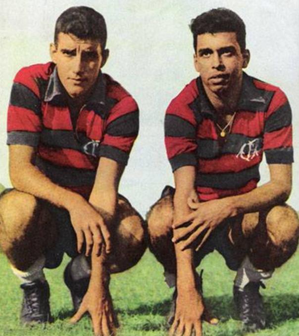 Gerson e Carlinhos (Imagem: Gazeta Esportiva Ilustrada)