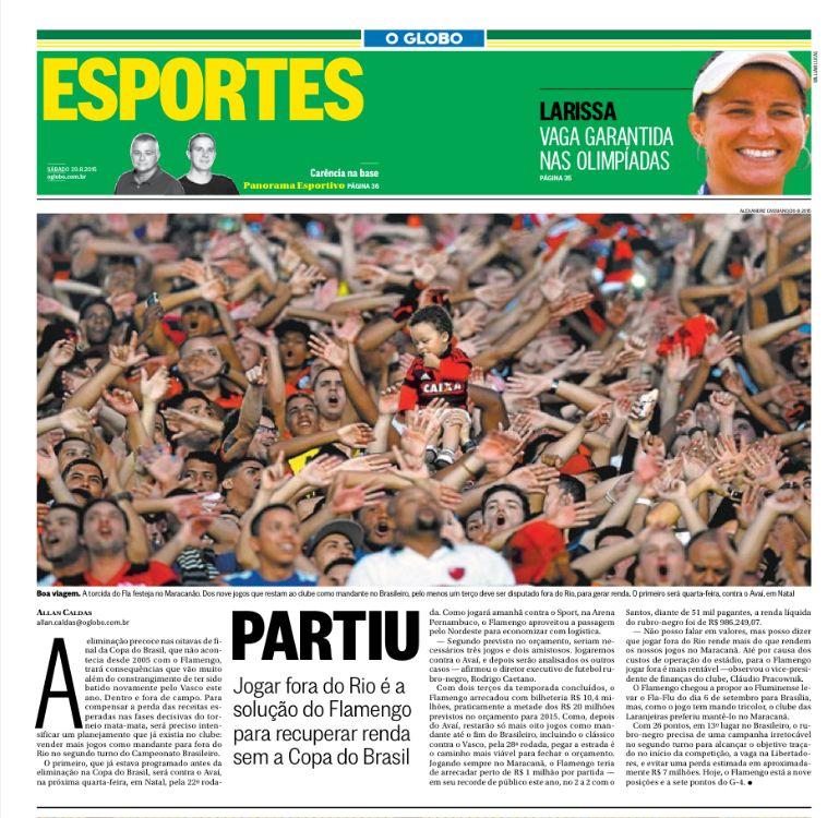 O Globo, página 38, 29/08/2015