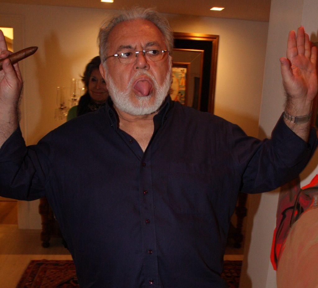 Ricardo Amaral (Foto: Lu Lacerda - IG)