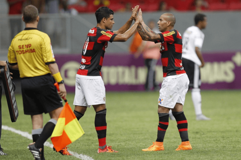 (Foto:Gilvan de Souza/Flamengo)