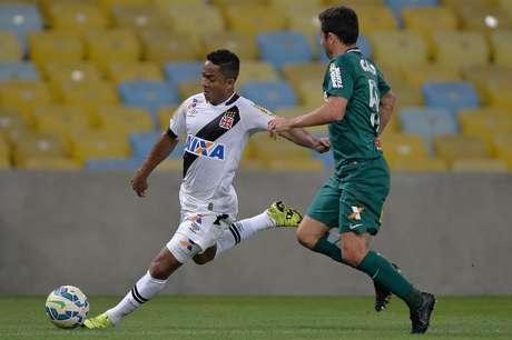 Coritiba x Vasco, o jogo mais importante da última rodada (Foto: Pedro Martins / Gazeta Press).
