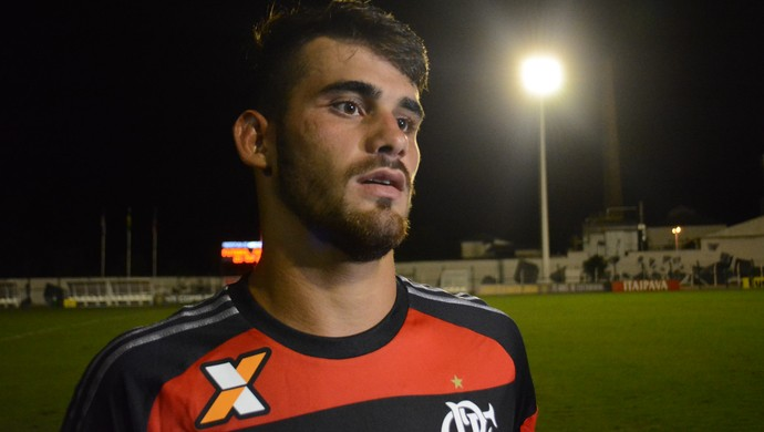 Felipe Vizeu (Foto: Nicholas Modesto)