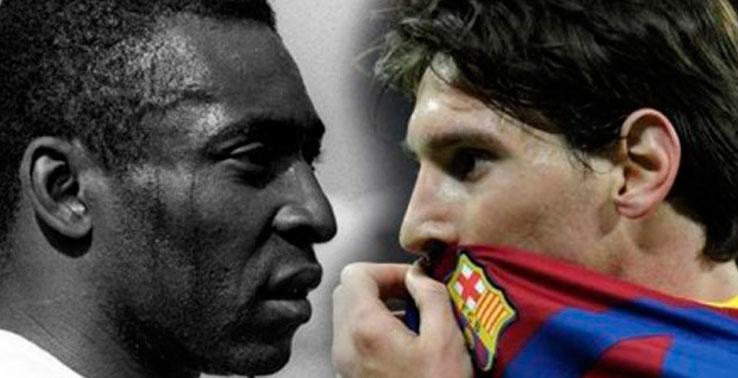 Pele-x-Messi