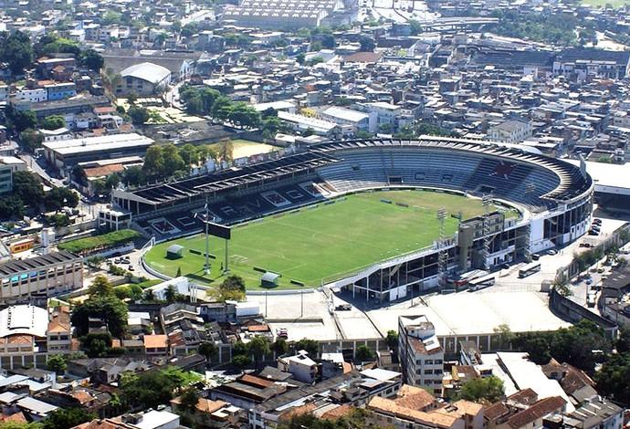 Estádio de São Januário (Foto: Divulgação).