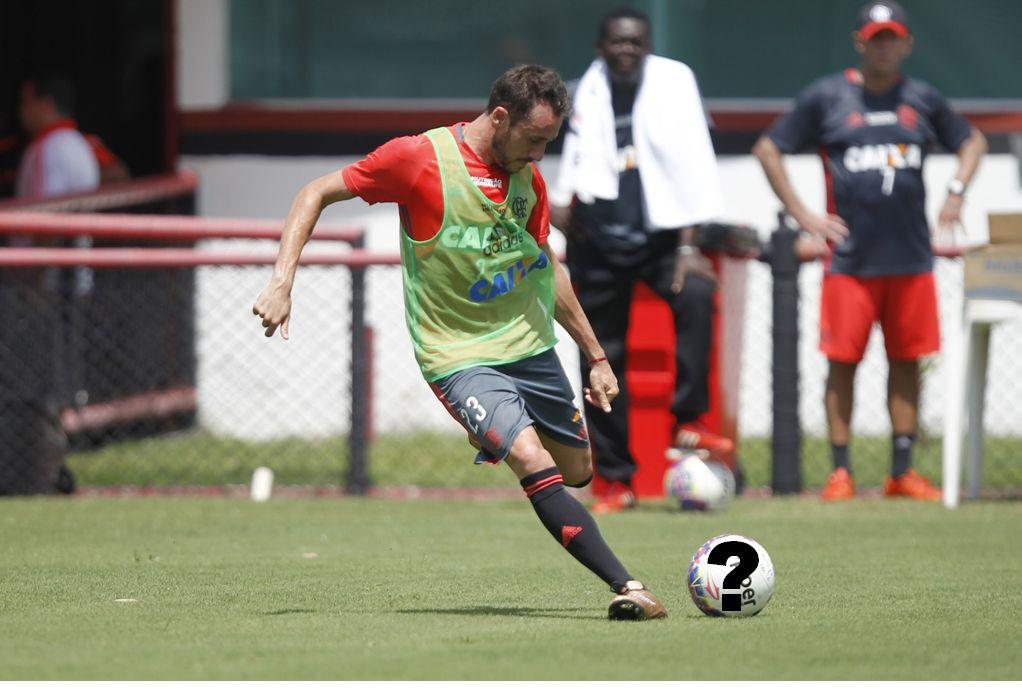 Treino do Flamengo - 23/02/2016 (Foto: Gilvan de Souza / Flamengo)