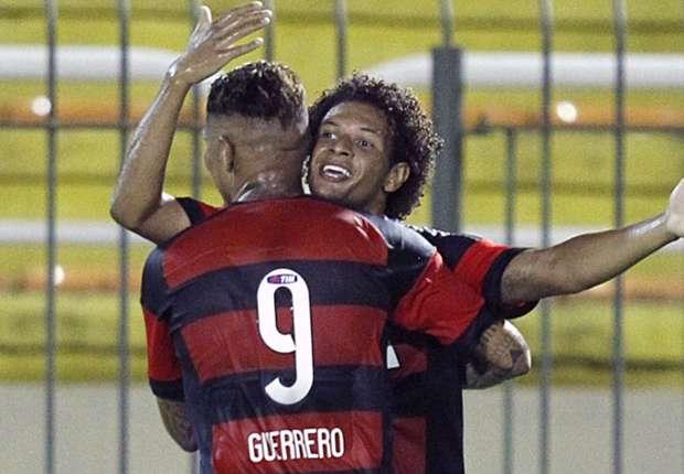 (Foto: Gilvan de Souza/C.R.Flamengo)
