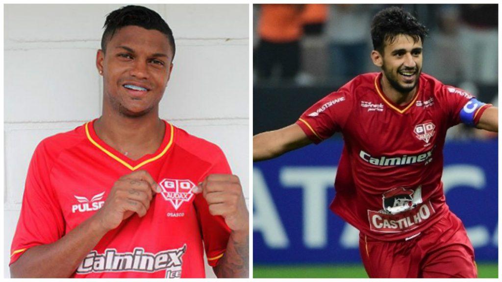 Bruno Paulo e Camacho (Fotos: Divulgação)