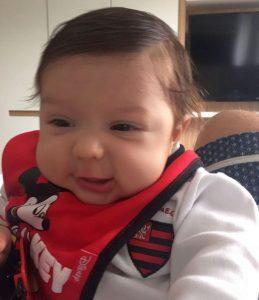 Meu neto, Marco Antonio.