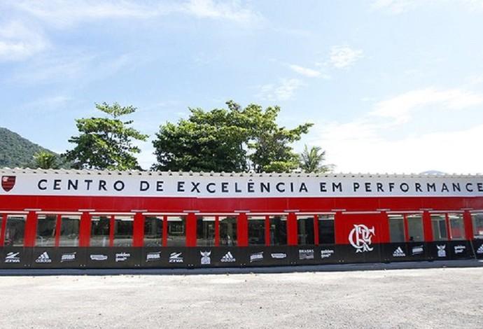 CT George Helal. (Foto: Gilvan de Souza/Flamengo)