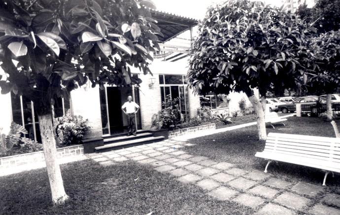 Casarão da Jaime Silvado, nos anos 70 (Foto: Agência O Globo)
