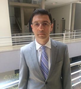 Ronaldo Piacente, presidente do STJD (Foto: Marcelo Prado)