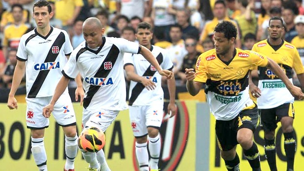 (Foto: Marcelo Sadio / Site do Vasco)