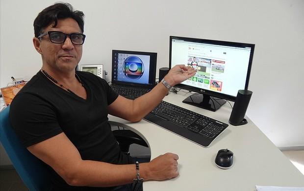 Ricardo Rocha (Foto: Chico Feitosa / GloboEsporte.com)